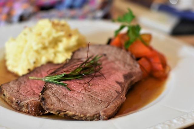 Un signor Roast-Beef perfetto