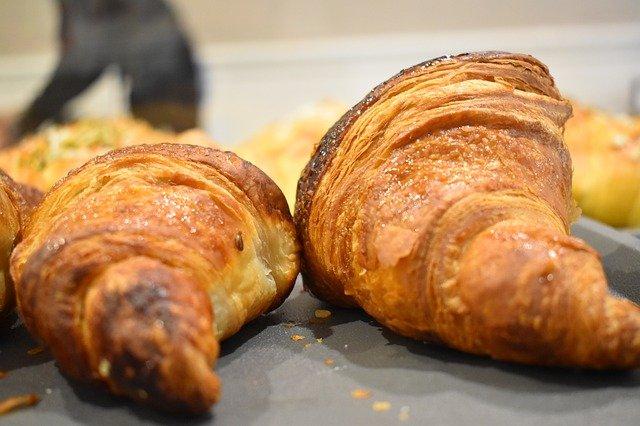 Le virtù del croissant salato