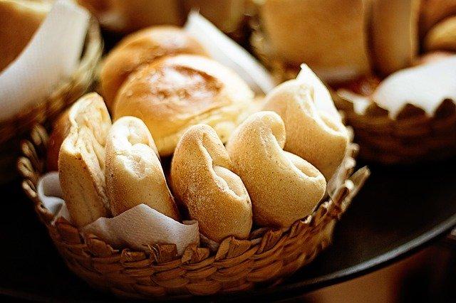 Senti un buon profumo di pane?