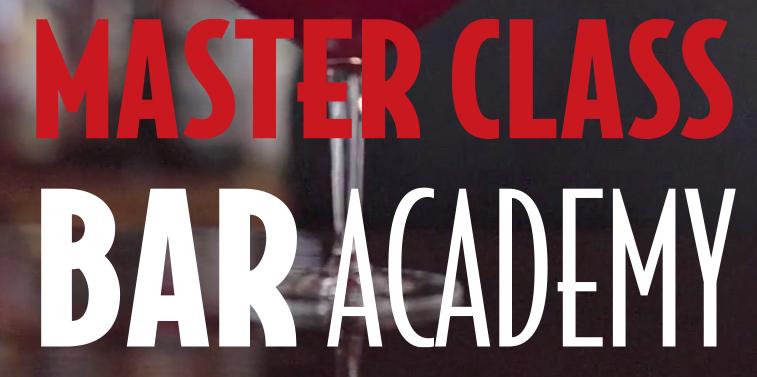 Hai già consultato le Master Class?