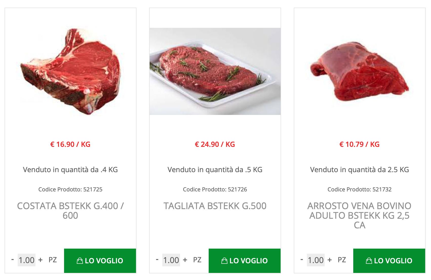 Che succede nel mondo carne?